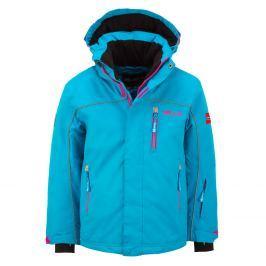 Trollkids Detská zateplená bunda Holmenkollen - svetlo modrá