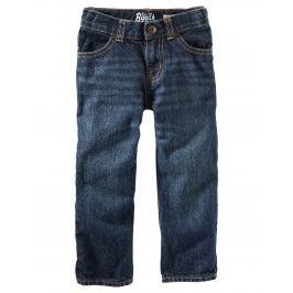 Oshkosh Detské džínsové nohavice - modré
