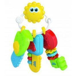 CLEMENTONI Baby elektronická hrkálka - kľúče