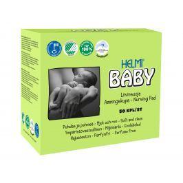 Helmi BABY dojčiace vložky 50ks