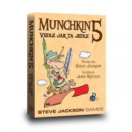 ADC Blackfire Munchkin - rozšírenie 5.