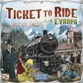 ADC Blackfire Ticket to Ride - EUROPE