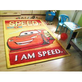Delta Detský koberec Cars 11, 200x140 cm