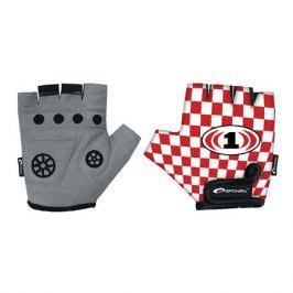 Spokey Detské cyklistické rukavice Race Glove S (17 cm)