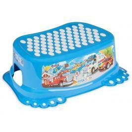 Cosing Stúpadlo k umývadlu Auto, modré