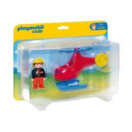 Playmobil 6789 Požiarna helikoptéra