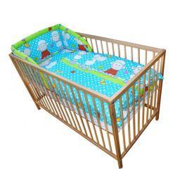 Cosing Detská 3 dielna súprava obliečok Comfort Ovečka - modrá