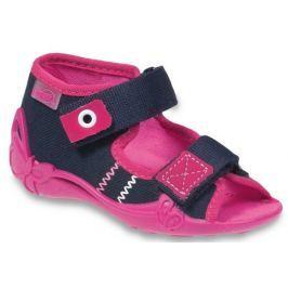 Výpredaj Disney by Arnetta Chlapčenské papučky Spiderman - červené ... e7cdf6459c
