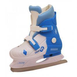 Sulov Detské zimné korčule, bielo-modré - veľkosť M