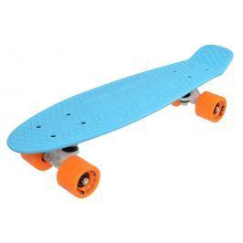 "Sulov Pennyboard 22 ""SU Dolce - modro-oranžový"