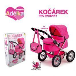 MaDe Kočík pre bábiky Adélka