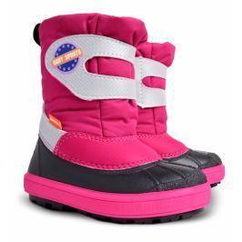 Demar Dievčenské snehule Baby Sports A - ružové