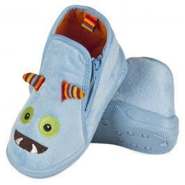 SOXO® Detské papučky Příšerka - svetlo modré