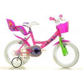 Dino Bikes Dievčenský bicykel Trollovia 14