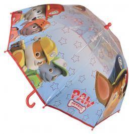Disney Brand Chlapčenský dáždnik Paw Patrol - modrý