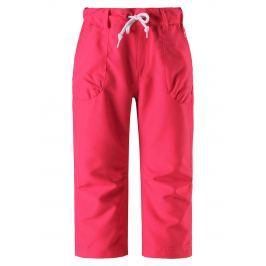 Reima Dievčenské 3/4 nohavice Seahorse s UV ochranou 50 + - ružové
