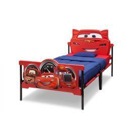 Delta Plastová 3D posteľ Auta