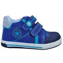 Protetika Chlapčenské topánky Travis - modrá