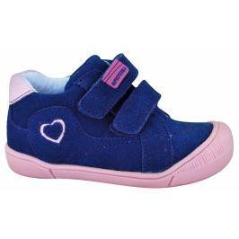 Protetika Dievčenské členkové topánky Florea - modré