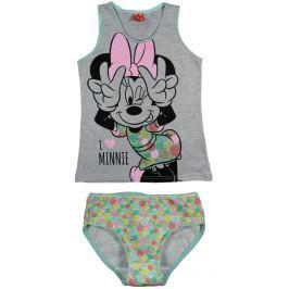 E plus M Dievčenské set Minnie - farebný