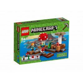 LEGO® Minecraft ™ 21129 Ostrov húb
