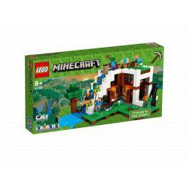 LEGO® Minecraft ™ 21134 Základňa vo vodopáde