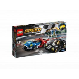 LEGO® Speed ​​Champions 75881 2016 Ford GT & 1966 Ford GT40