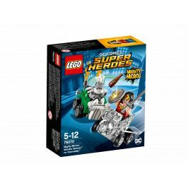 LEGO® Super Heroes 76070 Mighty Micros: Wonder Woman ™ vs. Doomsday ™