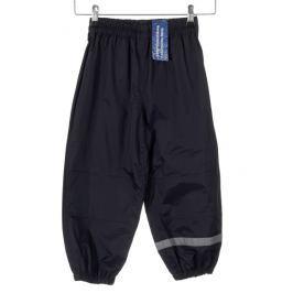 Nickel sportswear Detské nepremokavé nohavice - čierne