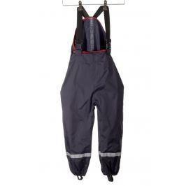 Nickel sportswear Detské nepremokavé nohavice - tmavo modré
