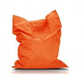 BulliBag Sedací vak - oranžový, 145x100 cm