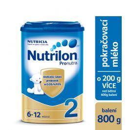 Nutrilon dojčenské mlieko 2 Pronutra 800g