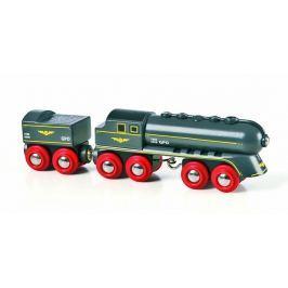 Brio Rýchly vlak s vagónom