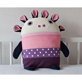 Bartex Design Pyžamožrout, veľký - fialovo-ružový