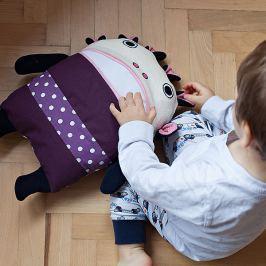 Bartex Design Pyžamožrout, veľký - fialový