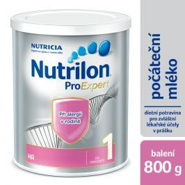 Nutrilon dojčenské mlieko 1 HA 800g
