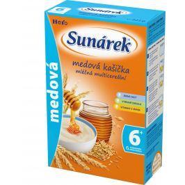 Sunárek medová kašička mliečna 225g