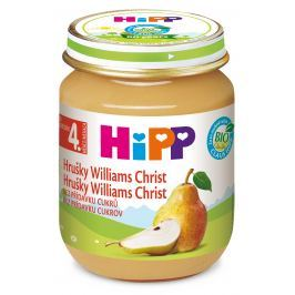 HiPP BIO Hrušky Williams-Christ 6x125g