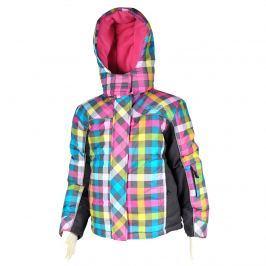 Bugga Dievčenská lyžiarska bunda - farebná