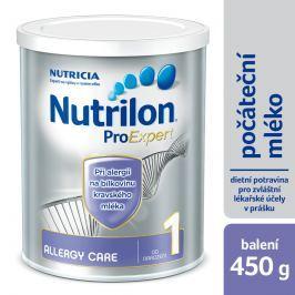 Nutrilon dojčenské mlieko 1 Allergy Care 450g