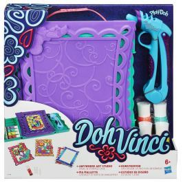 Play-Doh Cestovné zdobiace set DohVinci