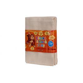 T-tomi ECO nebielené látkové plienky 5 ks - Top kvalita