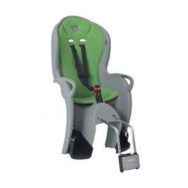 Hamax Cyklosedačka KISS - sivá / zelená