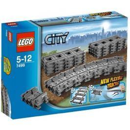 LEGO® City 7499 trains Ohybné koľaje
