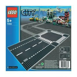 LEGO® City 7280 Supplementary Rovná cesta a križovatka