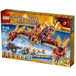 LEGO® Chima 70146 Lietajúci ohnivý chrám Fénix