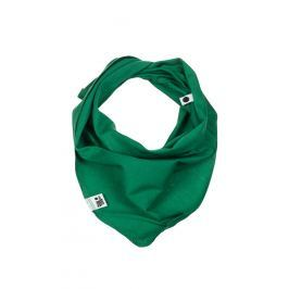 Lamama Detský šatka / nákrčník - zelený