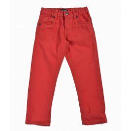 Blue Seven Dievčenské nohavice - červené