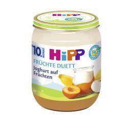 HiPP BIO Jogurt s ovocím 6x160g