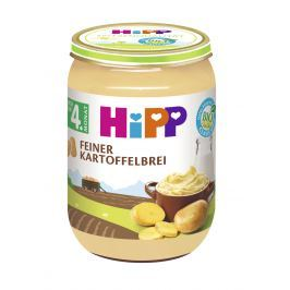 HiPP BIO Jemná zemiaková kaša 6x190g